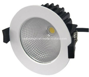 New Design 2015 Aluminum COB Ceiling LED Downlight 13watt pictures & photos