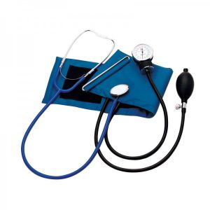 Home D-Ring Aneroid Semi-Automatic Sphygmomanometer (HS-573) pictures & photos