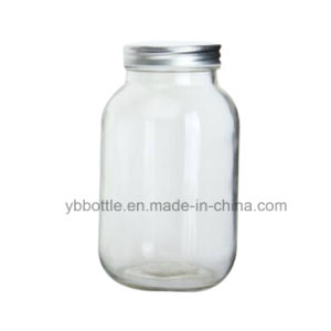 16oz Mason Glass Jar /Bottle/Jars/ 500ml Round Mason Jar pictures & photos