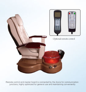 China Supplier Pedicure Chair for Sale pictures & photos