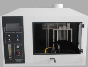 Building Material Combustibility or Flammability Tester ISO11925, DIN4102-1, DIN 53438 pictures & photos