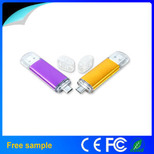 Free Samples Colorful OTG USB 2.0 Flash Driver 2GB 4GB pictures & photos