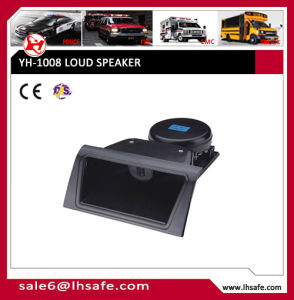 Police Speaker and Siren (YH100-8) pictures & photos