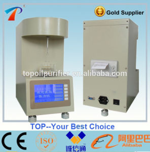 Plating Ring Method Oil Surface Tension Tester (IT-800) pictures & photos