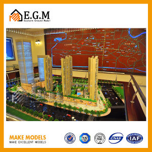 Architectural Models/High Quality ABS Building Model Design/Residential Building Models/Exhibition Building Model Manufacture/Architecture Model Customization