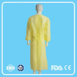 Hubei MEK Disposable Isolation Coat pictures & photos