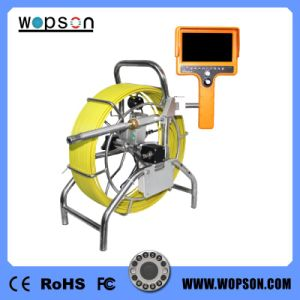 Waterproof Flexible Spring Sewer Inspection Camera with Brake pictures & photos