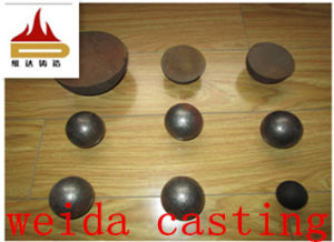 High Hardness Casting Grinding Ball for Power