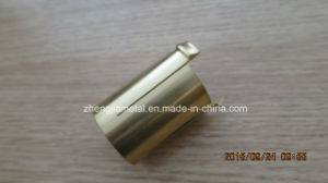 CNC Brass Slotted Turning Part