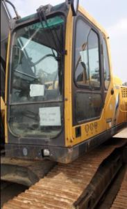 Second Hand Volvo Brand Good Quality Excavator for Sale Ec200b pictures & photos