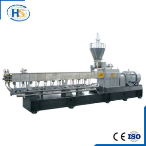 PVC Compound Filler Masterbatch Plastic Twin Screw Extruder pictures & photos