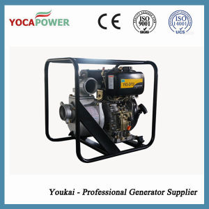 3 Inch Electric Portable Diesel Engine Water Pump pictures & photos