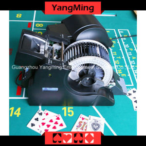 Baccarat Operation Shuffler Machine (YM-CS04-1) pictures & photos