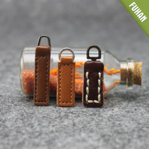 Wholesale Good Quality Leather Metal Zipper Puller pictures & photos