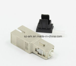 SC/PC Singlemode Female to Male Optical Fiber Attenuator pictures & photos