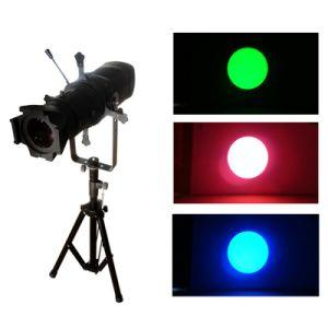 200W LED Profile Spot Light, Ellipsoidal Profile Spotlight, Follow Spot Light pictures & photos