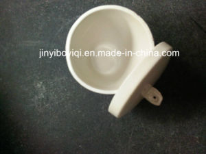 Porcelain Crucible in Cement Industry pictures & photos