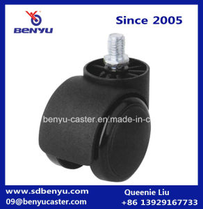 Flexible Pneumatic Caster Wheel for Mesh Office Chair pictures & photos