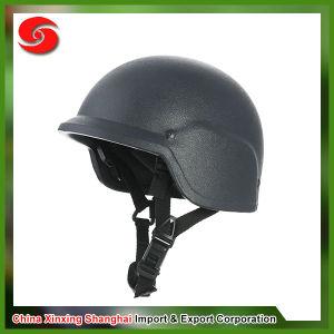 Adjustable Length NIJ 0106.01 IIIA Kevlar Bulletproof Helmet pictures & photos