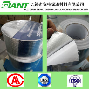 Aluminum Foil Coating Acrylic Mesh Cloth Aluminum Foil Insulation Tape pictures & photos