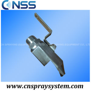 Deckle Nozzle for Disc Filter Cleaning for Pulp and Paper Making pictures & photos