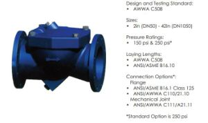 Flapper Swing-Flex Check Valve