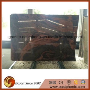Supply Natural Multicolor Red Granite Stone Slab pictures & photos