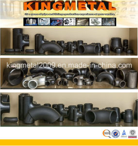 Schedule 40/Schedule 80 Carbon Black Steel Pipe Fittings pictures & photos