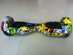 Smart Self-Balancing Drifting Skateboard with 500W Motor pictures & photos