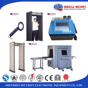 Portable Metal Detector for School Examination Entrance pictures & photos