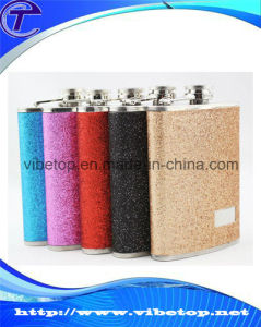 Travel Portable Mini Stainless Steel Hip Flask pictures & photos