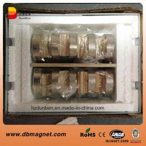 N40 Cylinder Motor Generator Neodymium Magnet pictures & photos