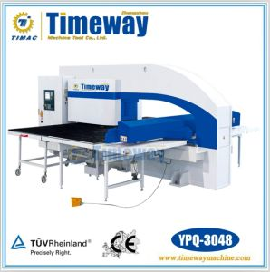 CNC High Speed Hydraulic Turret Stamping Machine (YPQ-3048) pictures & photos