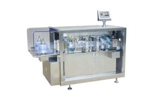 Dpb-80 Liquid Blister Packing Machine pictures & photos