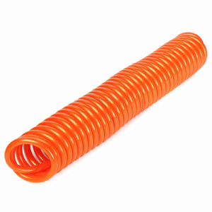 Pneumatic Coiled Air Hose (04120001 PU Spiral) pictures & photos