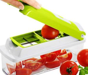 13PCS Super Slicer Plus Vegetable Fruit Peeler Slicer Cutter Chopper Nicer Grater Set No. G-F13 pictures & photos