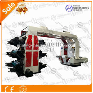 Best Quality of 6 Color LDPE Film Flexo Printing Machine pictures & photos