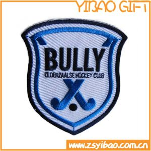 Factory Price Embroidered Patches for Garment (YB-e-009) pictures & photos