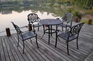 Cast Aluminum Rust-Resistant Patio Furniture pictures & photos