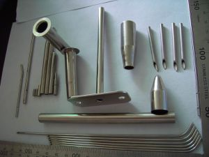 High Precision Stainless Steel End Tube Pipe with Ball Head pictures & photos