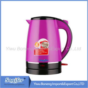 Thermal Insulation Kettle Sf-2391 (Purple) 2.0 L Stainless Steel Electric Kettle