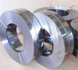 201/304 Slit Stainless Steel Strip Coil for Pipe Making pictures & photos