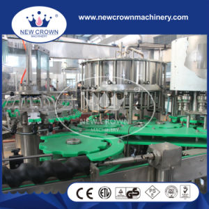 Automatic Juice Bottle Filling Machine (YFRG24-24-8) pictures & photos