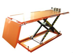 Hydraulic Motorcycle Lift pictures & photos