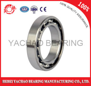 Gcr15 Chrome Steel Deep Groove Ball Bearing (61919 ZZ RS OPEN) pictures & photos