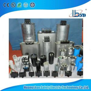 Power Factor Correction Capacitor with High Quality, 480V, Three Phase pictures & photos