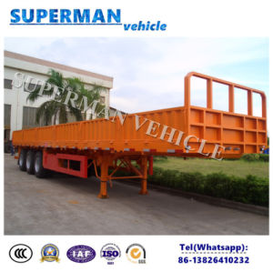 40FT Bulk Storehouse Cargo Container Semi Truck Trailer pictures & photos