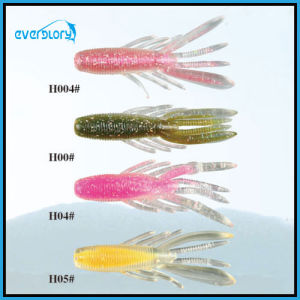 7.5cm/7.3G Soft Fishing Lure All Type of Color pictures & photos