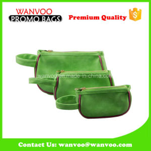 Portable Business Travel Toiletry Bag for Makeup Cosmetic Pouch pictures & photos