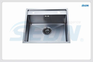 Handmade Stainless Steel Single Bowl Sink (SB1022) pictures & photos